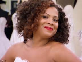 transgender female on yes to the dress transgender bride precious davis to appear on say yes to
