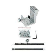 build a pocket jig for drilling pocket holes easily