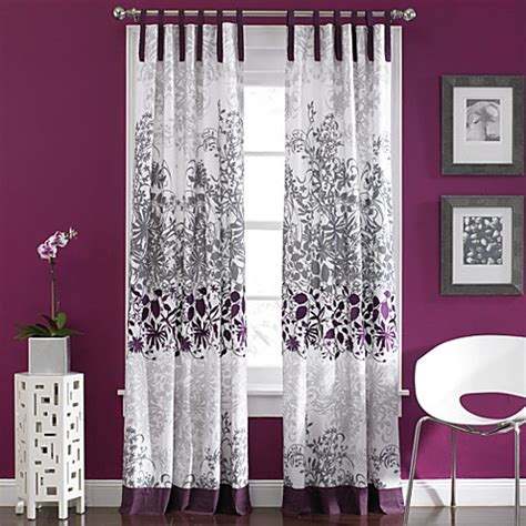 kas curtains kas 174 enchanted 84 inch window curtain panel pair bed