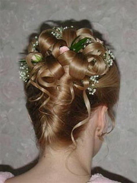 hair style with fench roll and pin curls french twist with shell curls myfav wedding hairstyles