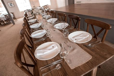 rustic trestle table hire rustic trestle table hire for function be event hire