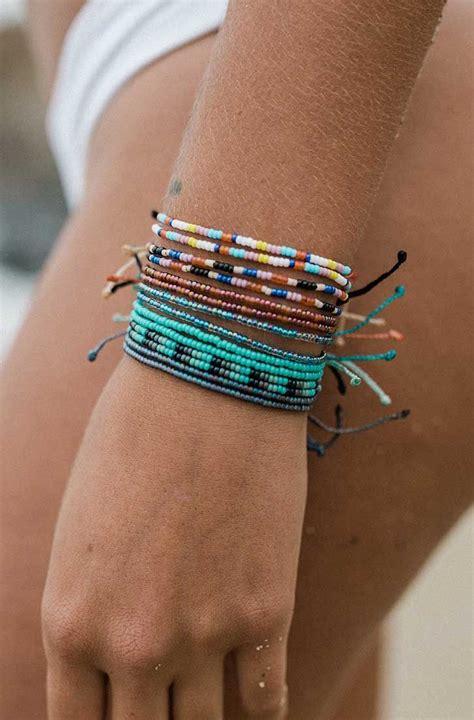 Pura Femme new summer seed pura vida bracelets wrist pics