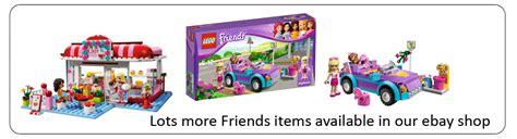 Ready Lego 3189 Friends Heartlake Stables Diskon 3189 lego heartlake stables friends heartlake age 6 12 401 pieces free s ebay