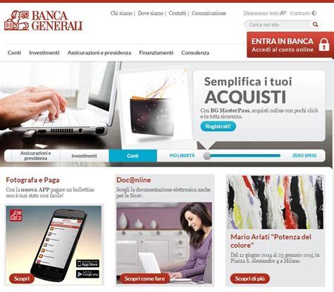 generali home banking photogallery generali mediolanum e fineco