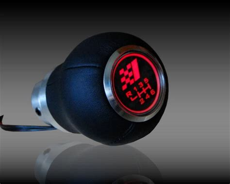 Seat Gear Knob by Speed Shift Gear Knob Led Illuminated Seat Ibiza
