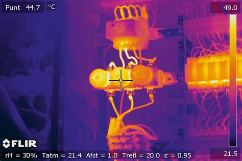 infrared thermal flir t640 thermal imaging with flir ultramax
