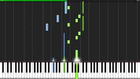 tutorial syntesia keyboard river flows in you yiruma piano tutorial synthesia