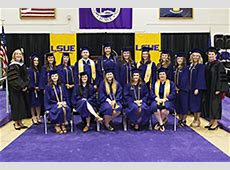 Spring Commencement 2016 Lsueg