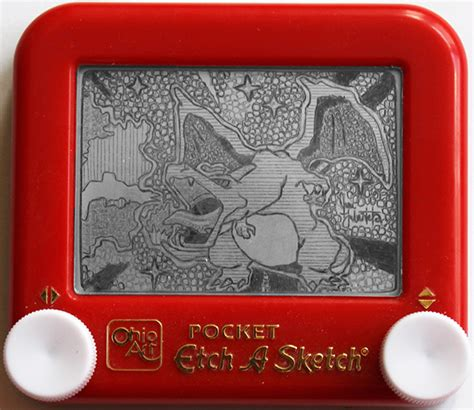 Things To Draw On Etch A Sketch by This Artists Sketchbook Is An Etch A Sketch Doodlers