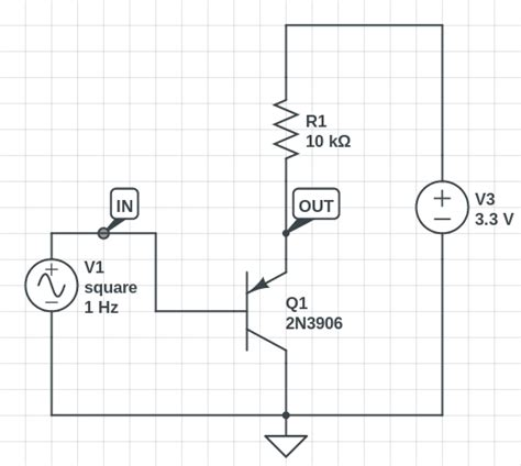transistor translate transistors is this a 5v to 3 3v level converter electrical engineering stack exchange