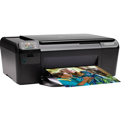 Printer All In One Hp hp q8418a photosmart c4680 all in one inkjet printer