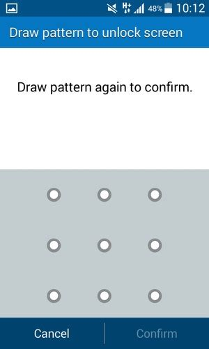 draw pattern to unlock android app secure phone samsung galaxy j1 android 4 4 device guides