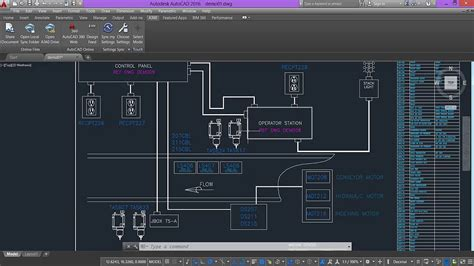 electrical drawing for house in autocad the wiring