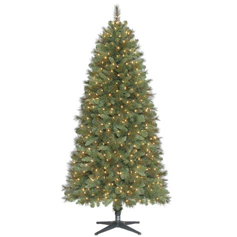 500 light slim christmas tree celebrate with this tree