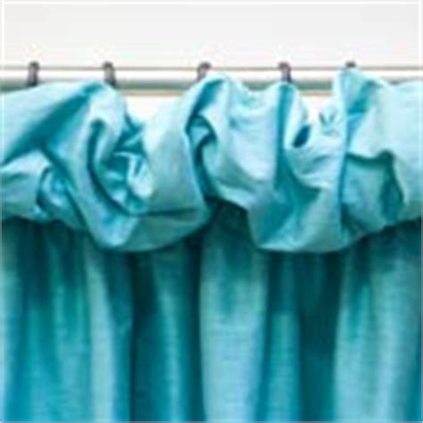 how to make ruffle top curtains glossary of curtain styles
