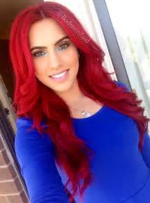 what to dye your hair when its black how to dye dark hair bright red without bleach youtube