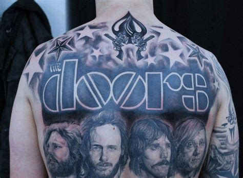 the doors tattoo 17 best images about on slayer