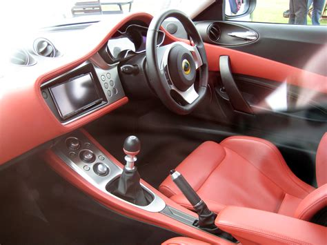 What Is Of Interior by File Lotus Evora Interior Jpg
