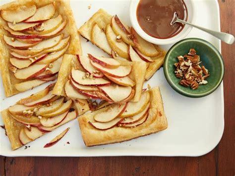 quick  easy apple tart recipe ree drummond food network