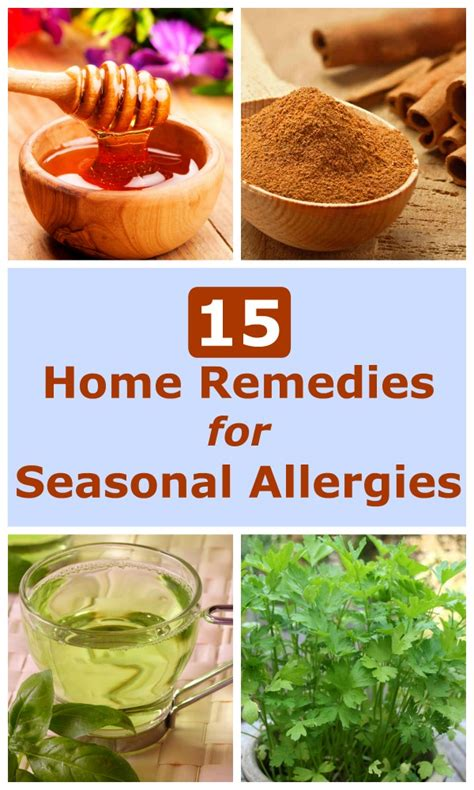 15 home remedies for seasonal allergies selfcarer