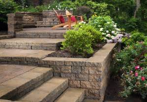backyard scaping pictures of landscaping steep slopes
