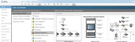 gliffy network diagram make professional network diagram with gliffy it support