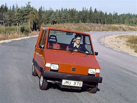 volvo electric car volvo electric car 1977