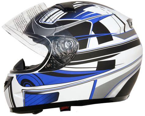 Motorradhelm Blau Wei retro roller integralhelm ff1 blau weiss motorradhelm