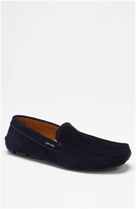 prada driving shoes driving shoes blue velvet and prada on