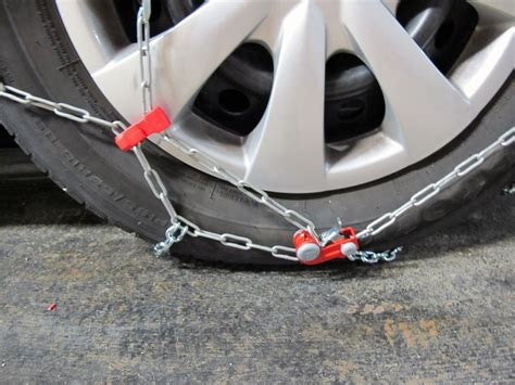 2011 Toyota Corolla Tire Size Thule Standard Snow Tire Chains Pattern D Link