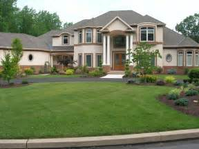 Home Landscape Design About Design Home Landscaping Ideas Front Yard Front