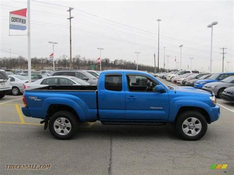 2008 Toyota Tacoma Access Cab 2008 Toyota Tacoma V6 Trd Sport Access Cab 4x4 In Speedway