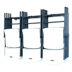large chair rack organizing pros