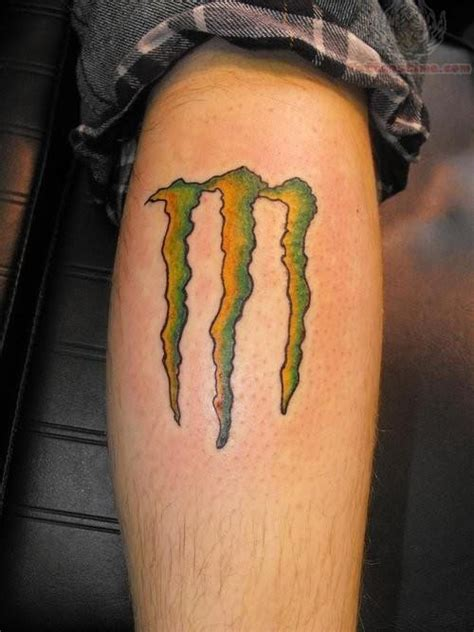 monster tattoo images designs