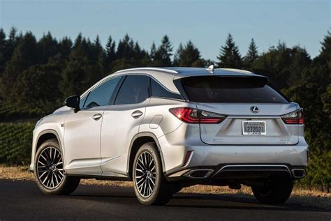 2019 Lexus Rx 350 by 2019 Lexus Rx 350 Release Date Price Interior Changes