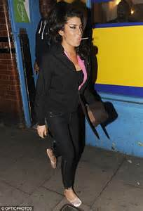 Winehouse Somehow Looks Better Not Done Up by Back To Haunts But Free Winehouse