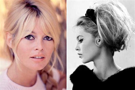 Brigitte Bardot actress and model muse fashion and make up