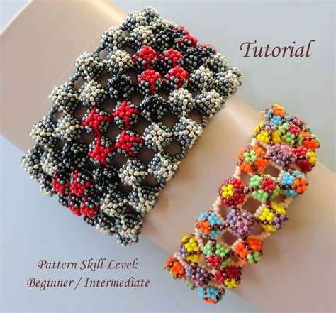 seed bead work 878 best images about peyote brick stitch patterns on