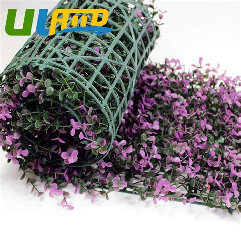 xcm plastic fencing mat decorative artificial long