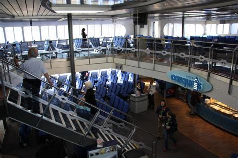 boat trip jersey to france interior do ferry picture of condor ferries saint malo