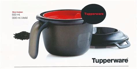 Rice Cooker Tupperware tupperware 174 microwave individual small 1 cup rice cooker maker steamer new ebay