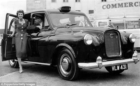 the new year cab black cabs may end taxi maker manganese