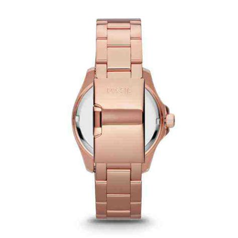 Fossil Cecille Rosegold Am4483 Jam Fossil Original 1 jual fossil am4483 cecile multifunction tone