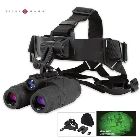 Vision Goggles Survival 1 ghost high powered 1x24 vision goggle kit chkadels survival cing gear