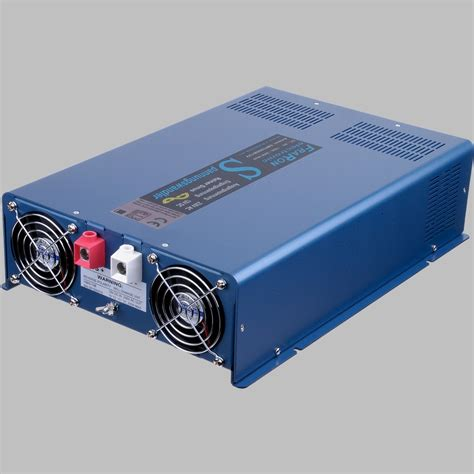 Inverter Sine Wave 1000 Watt 12 V Sinus Murni Suoer Original power inverter sine wave 1800 watt 12v with gfci