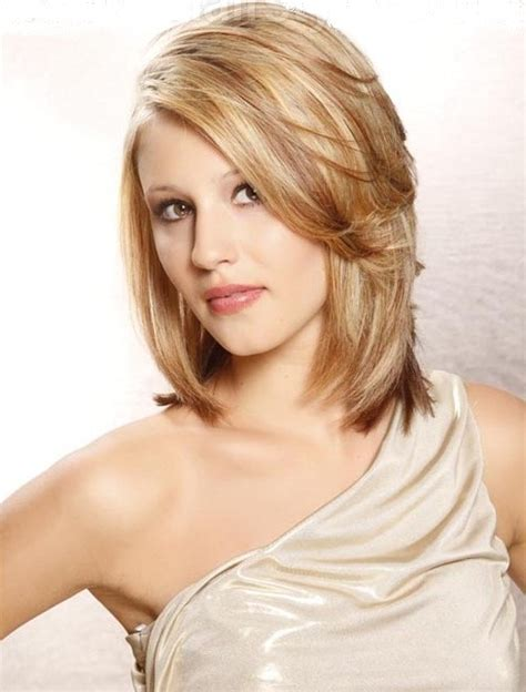 amazing medium length hairstyles for fine hair