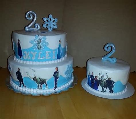 Pre Made Edible Cake Decorations by Pre Cut Disneys Frozen Edible Cake Decorations Sugar