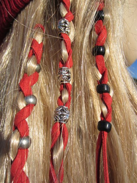 how to bead hair leather hair wraps hair tie ponytail holders suede beaded