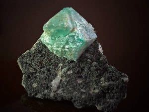 Ncube Green Insert Gravity Element tumbled green fluorite china moonrise crystals