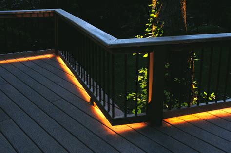 Patio Rope Lights Deck Lighting Faq Louie Lighting